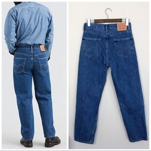 •LEVI'S• 31 X 32 550 Relaxed Fit Straight Leg Jean